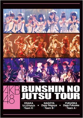 AKB48 分身の術ツアー DVD