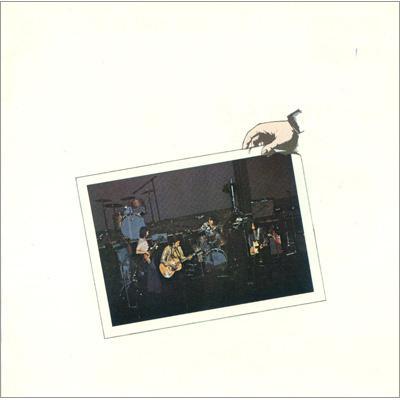 1973/9/21 ライブ はっぴいえんど