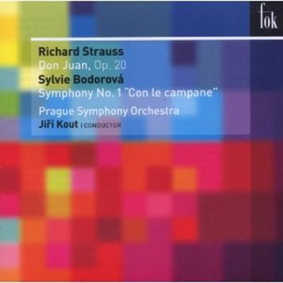 Sym, 1, : Kout / Prague So +r.strauss: Don Juan