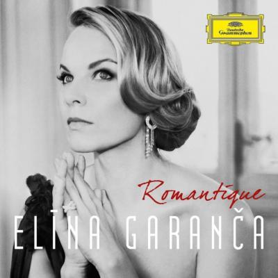 『ロマンティーク〜オペラ・アリア集』 エリーナ・ガランチャ、アベル&ボローニャ・テアトロ・コムナーレ管弦楽団