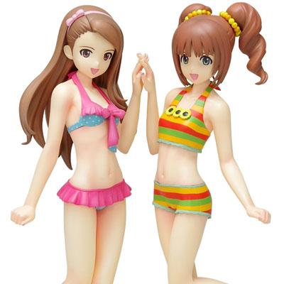 BEACH QUEENS 「THE IDOLM@STER」 水瀬伊織&高槻やよい【限定セットver.】