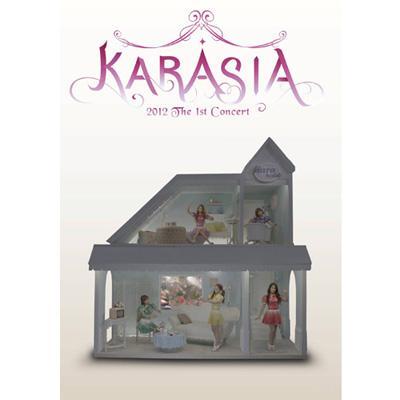 KARA 1ST JAPAN TOUR 2012 KARASIA 【初回盤】