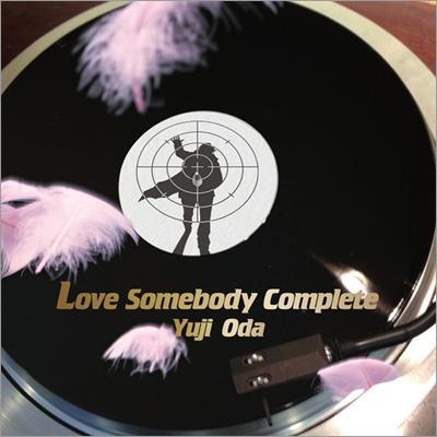 Love Somebody 完全盤 (+DVD)【初回限定盤】