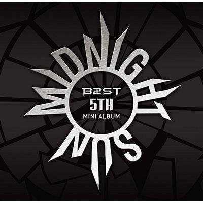 5th Mini Album: Midnight Sun (ポスター付き台湾版)