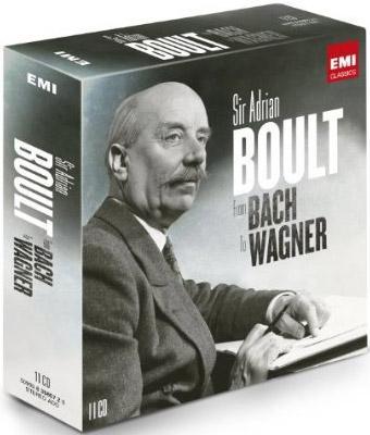 エードリアン・ボールト/バッハからワーグナーまで(11CD限定盤)