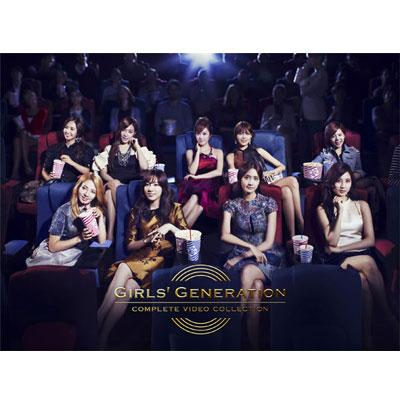 GIRLS' GENERATION COMPLETE VIDEO COLLECTION (Blu-ray)【通常盤】