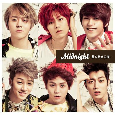 Midnight -星を数える夜-(+DVD)【初回限定盤A】