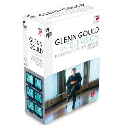 グレン・グールド・オン・テレヴィジョン−1954−1977年全放送(10DVD)(日本語字幕付)