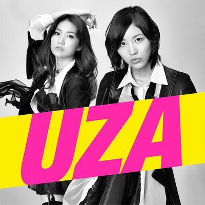 UZA (+DVD)(Type-A)【数量限定生産盤:握手会イベント参加券1種ランダム封入(全2種)】