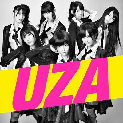 UZA (+DVD)(Type-B)【通常盤 : 封入特典2種(生写真+投票券】