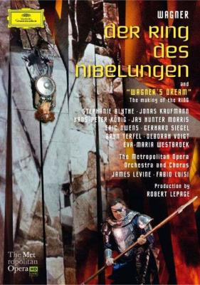 『ニーベルングの指環』全曲 ルパージュ演出、レヴァイン、ルイージ指揮、メトロポリタン歌劇場(2010−2012)