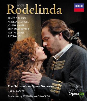 『ロデリンダ』全曲 ワズワース演出、ビケット&メトロポリタン歌劇場、フレミング、ショル、他(2011 ステレオ)