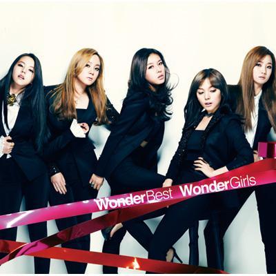 WONDER BEST KOREA/U.S.A/JAPAN 2007-2012