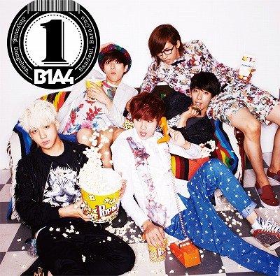 日本ファーストアルバム「1」【初回限定盤A】(CD+DVD)