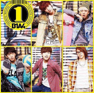 日本ファーストアルバム「1」【初回限定盤B】(CD+グッズ)