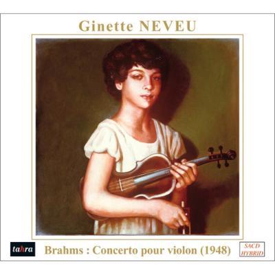 ヴァイオリン協奏曲 ヌヴー、デゾルミエール&フランス国立放送管弦楽団