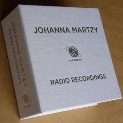 Johanna Martzy Radio Recordings (8CD)