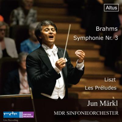ブラームス:交響曲第3番、リスト:交響詩『前奏曲』 準・メルクル&MDR交響楽団