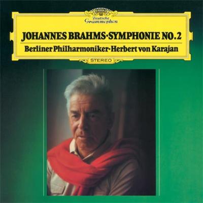 交響曲第2番、第3番 カラヤン&ベルリン・フィル(1977−78)(シングルレイヤー)(限定盤)