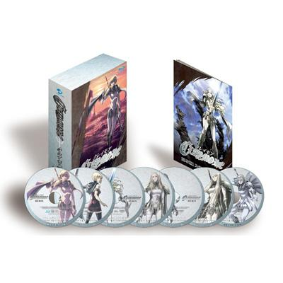 CLAYMORE Blu-ray BOX