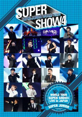 WORLD TOUR SUPER SHOW4 LIVE in JAPAN 【通常盤】