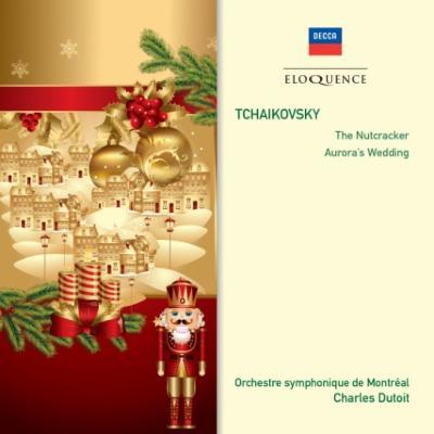 『くるみ割り人形』全曲、『オーロラ姫の結婚』 デュトワ&モントリオール交響楽団(2CD)