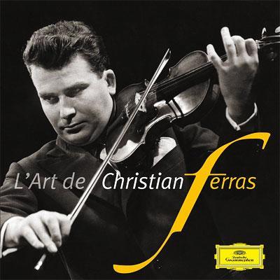 クリスチャン・フェラスの芸術(10CD限定盤)