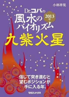 Dr.コパの風水のバイオリズム 九紫火星 2013年