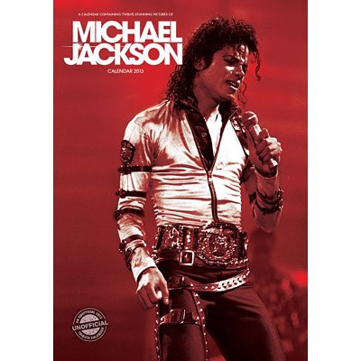 マイケル・ジャクソン[Rs] / 2013年カレンダー