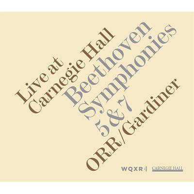 交響曲第5番、第7番 ガーディナー&オルケストル・レヴォリューショネル・エ・ロマンティーク(2011)