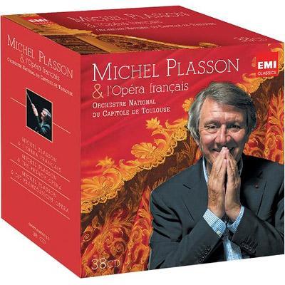 ミシェル・プラッソン/フランス・オペラ・ボックス(38CD)