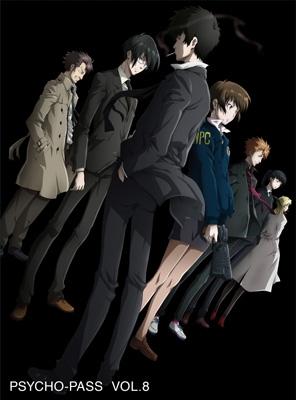 Psycho-Pass Vol.8