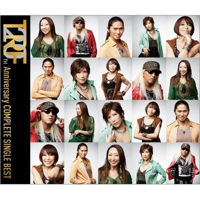 TRF 20th Anniversary COMPLETE SINGLE BEST (+DVD)