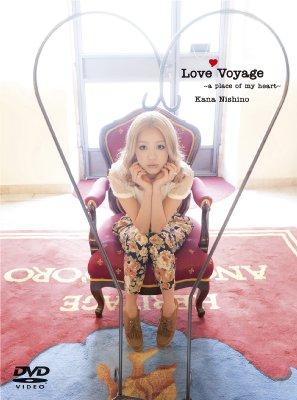 Love Voyage 〜a place of my heart〜【初回生産限定盤:オフィシャル写真集付スペシャルパッケージ】