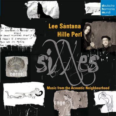 ケージ:6つのメロディ、ビショップ:デュオ、サンタナ:ヴィオールのための音楽、他 ヒレ・パール、リー・サンタナ、他