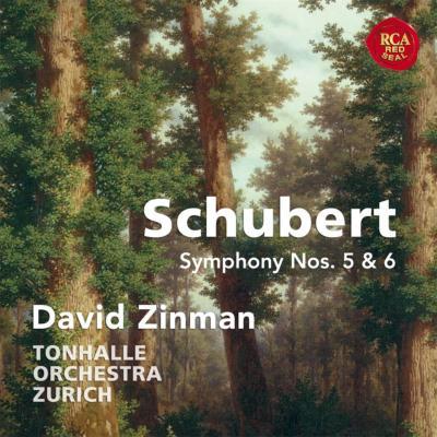 交響曲第5番、第6番 ジンマン&チューリッヒ・トーンハレ管弦楽団