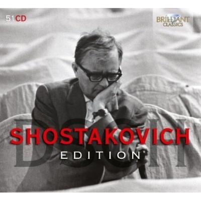 ショスタコーヴィチ・エディション(51CD)