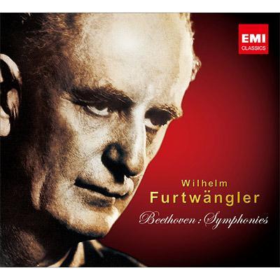 交響曲第3番『英雄』、第5番『運命』、第9番『合唱』、第7番、第1番 フルトヴェングラー&ウィーン・フィル、バイロイト(3SACD)(シングルレイヤー)