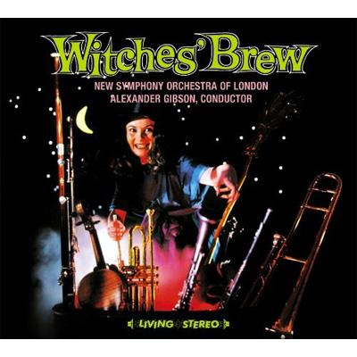 Witches' Brew: Gibson / London New So Royal Opera House O