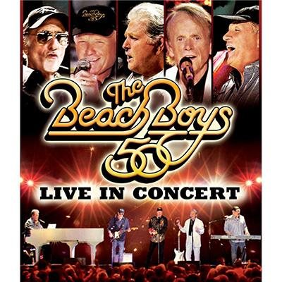 Beach Boys 50: Live In Concert