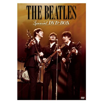 Beatles Special Dvd-box