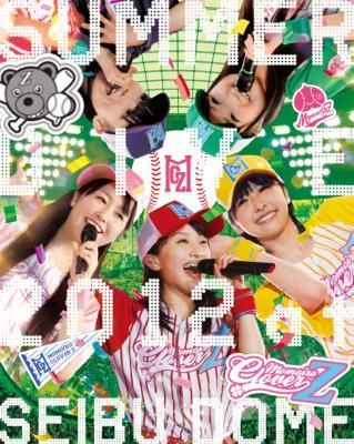 ももクロ夏のバカ騒ぎ SUMMER DIVE 2012 西武ドーム大会 【初回限定版 Blu-ray BOX[Blu-ray2枚組]】
