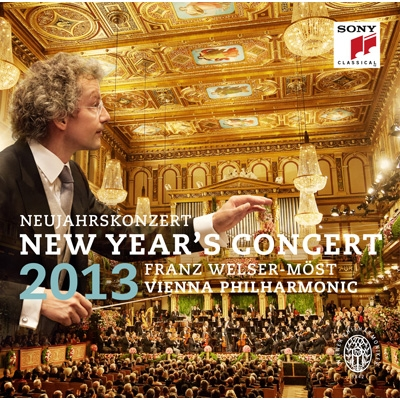 ニューイヤー・コンサート2013 ヴェルザー=メスト&ウィーン・フィル(2CD)