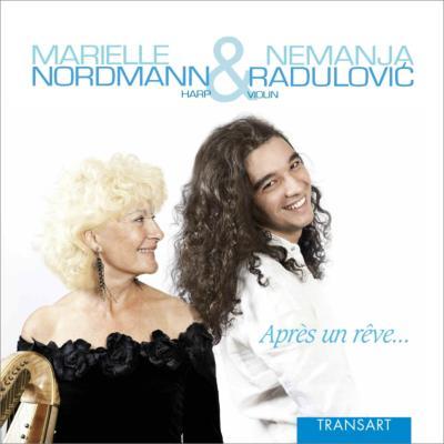 夢のあとに〜ヴァイオリンとハープによる名曲集 ラドゥロヴィチ、ノールマン