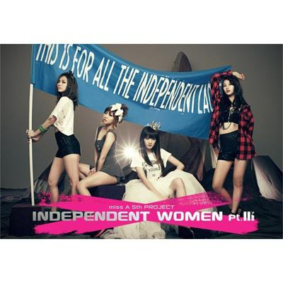 INDEPENDENT WOMEN Pt.�V: The 5th Project 【亞洲特別盤】(CD+DVD)