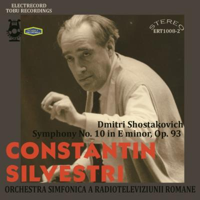 交響曲第10番 シルヴェストリ&ルーマニア国立放送交響楽団(1967年ステレオ・ライヴ)