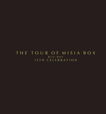 THE TOUR OF MISIA BOX Blu-ray 15th Celebration