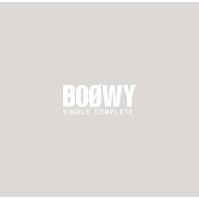BOOWY SINGLE COMPLETE 【限定生産シングル紙ジャケ7枚組ボックス】