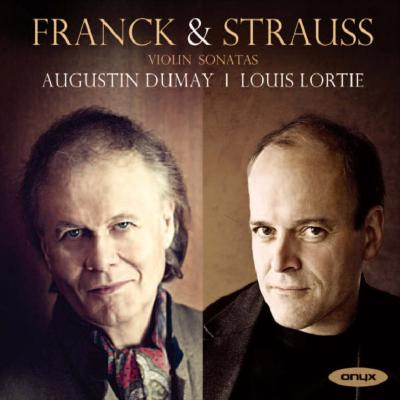 フランク:ヴァイオリン・ソナタ、R.シュトラウス:ヴァイオリン・ソナタ、他 デュメイ、ロルティ