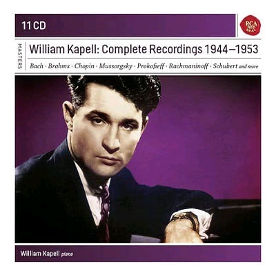 ウィリアム・カペル全録音集(11...